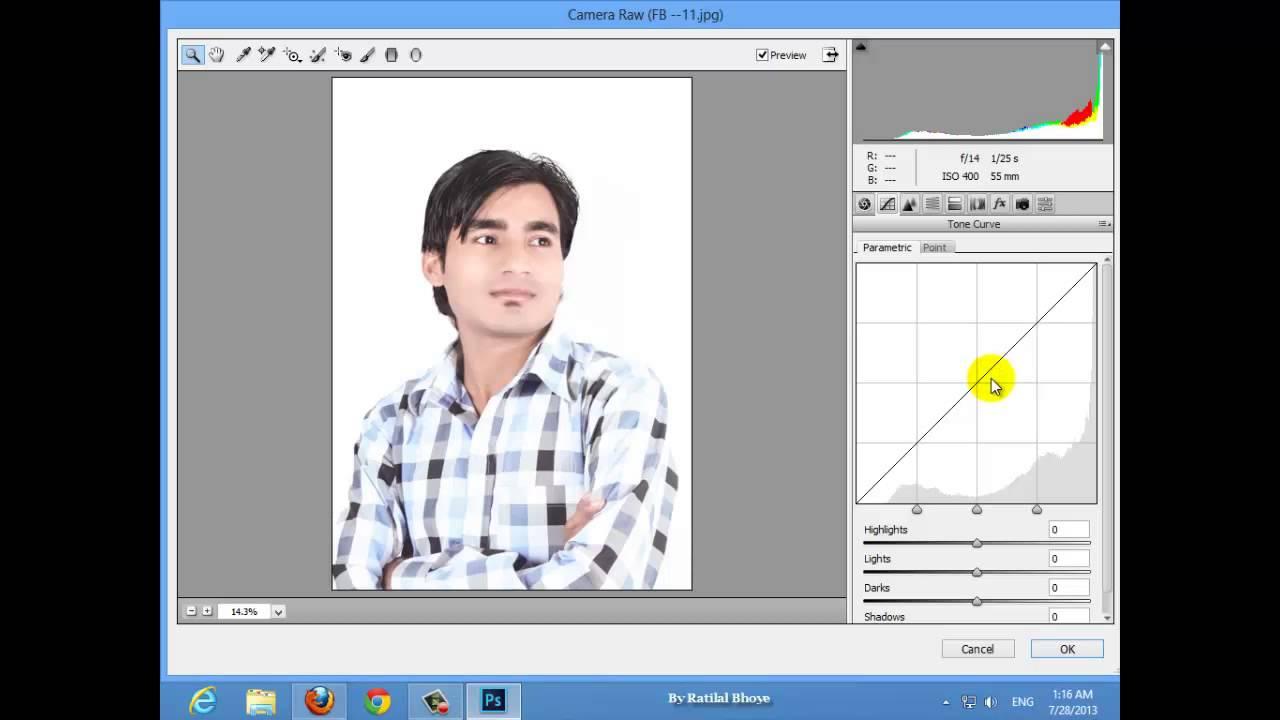 adobe camera raw tutorial pdf