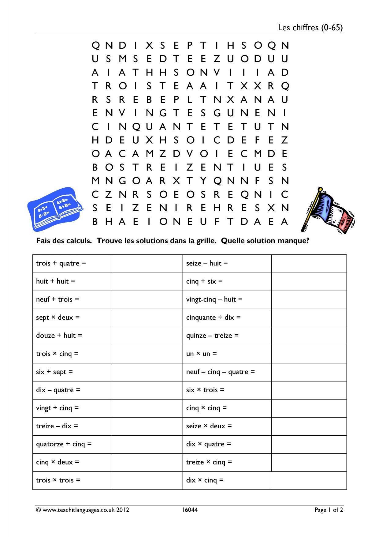 french basic language tutorial