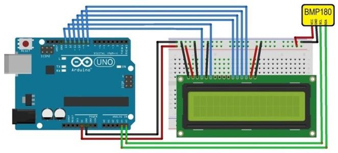 pressure sensor arduino tutorial