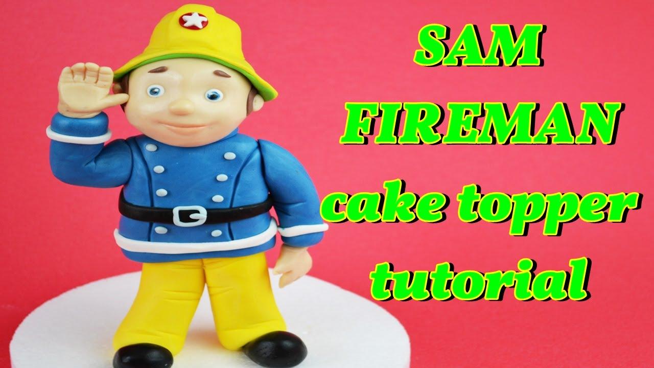 fondant cupcake toppers tutorial