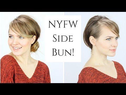 tousled short hair tutorial
