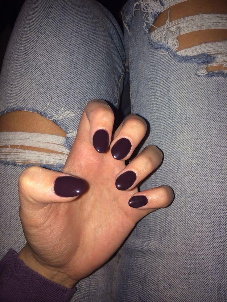 oval acrylic nails tutorial