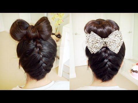 teddy girl hair tutorial