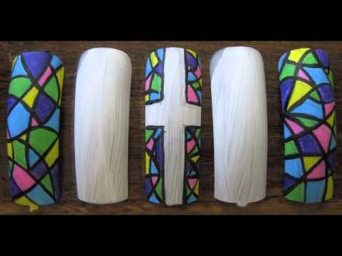 stained glass video tutorial
