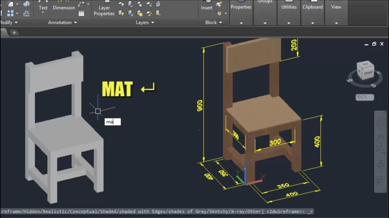 autocad tutorial video free download