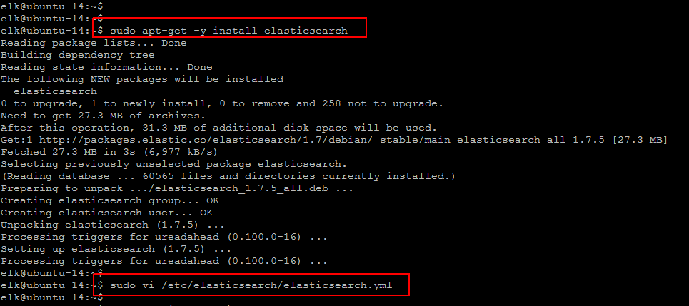 elasticsearch logstash kibana tutorial windows
