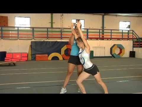 gymnastics tutorial for beginners