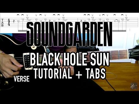 black hole sun tutorial