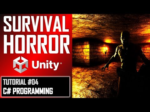 unity survival game tutorial