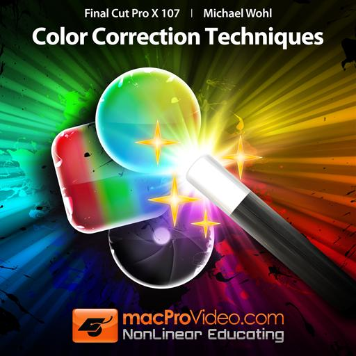 final cut pro 7 tutorial color correction