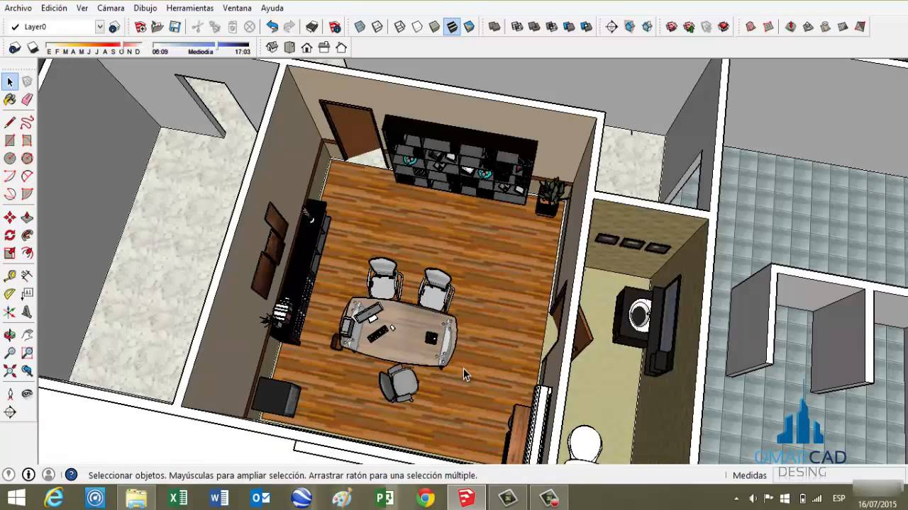 sketchup 2016 tutorial youtube