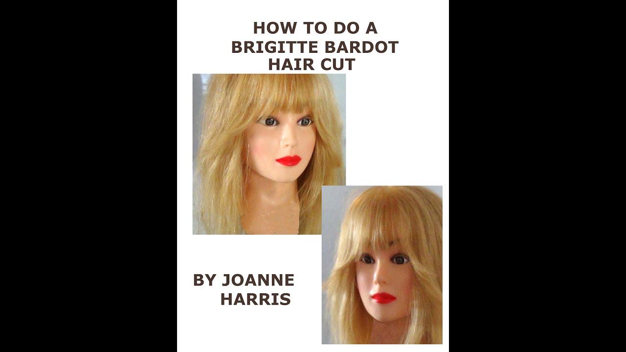 brigitte bardot bangs tutorial