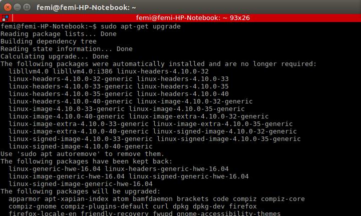 ubuntu tutorial command line