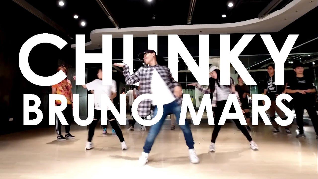 bruno mars dance tutorial