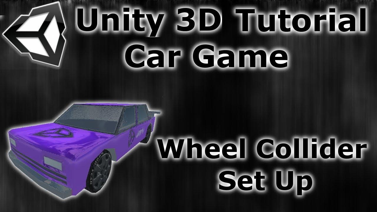 unity 3d car simulator tutorial