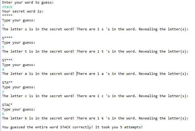hangman game java tutorial
