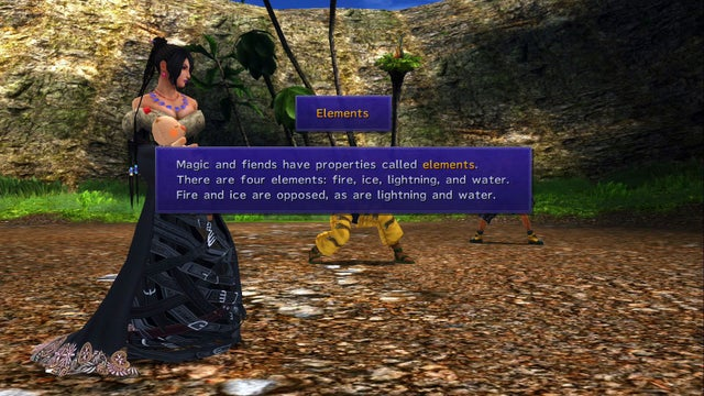 final fantasy 9 tutorial