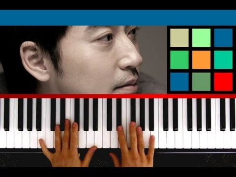 piano tutorial river flows in you