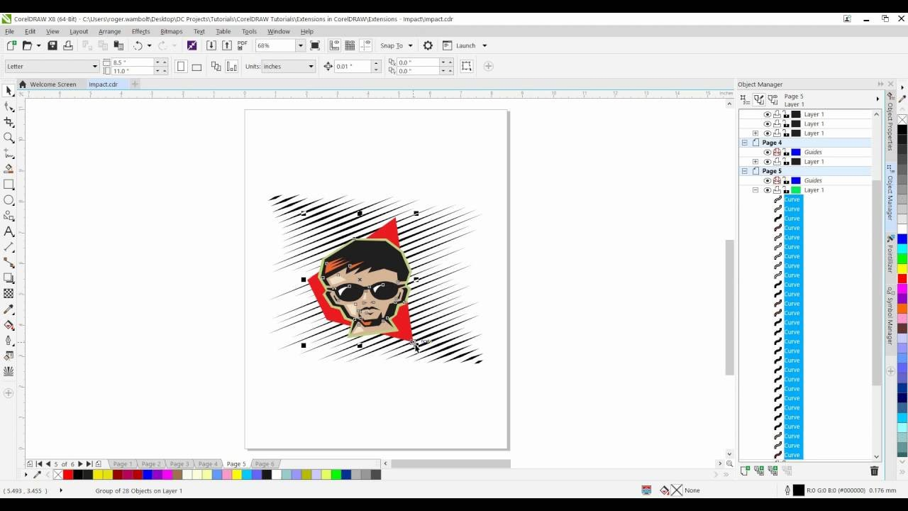 tutorial corel videostudio x8