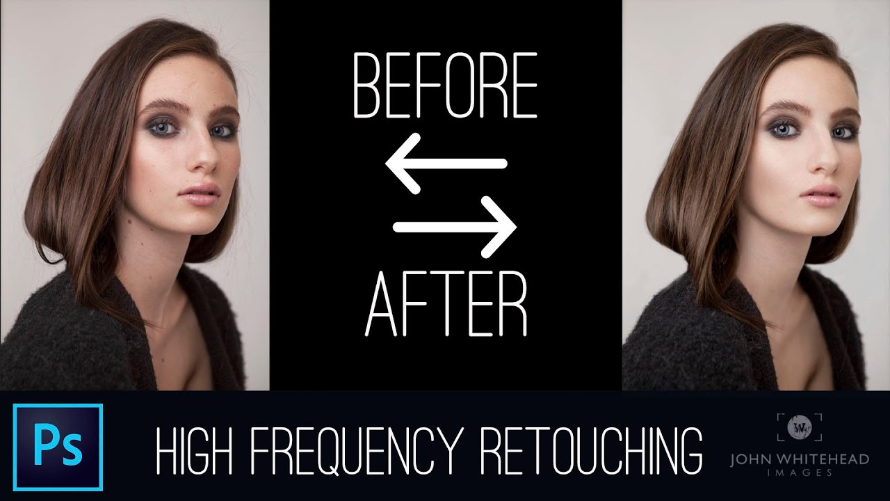 professional photo retouching tutorial