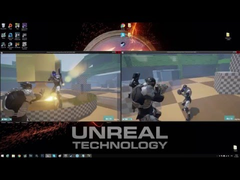 unreal engine shooter game tutorial