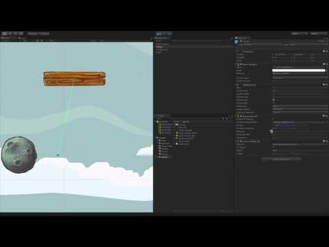 unity 2d physics tutorial