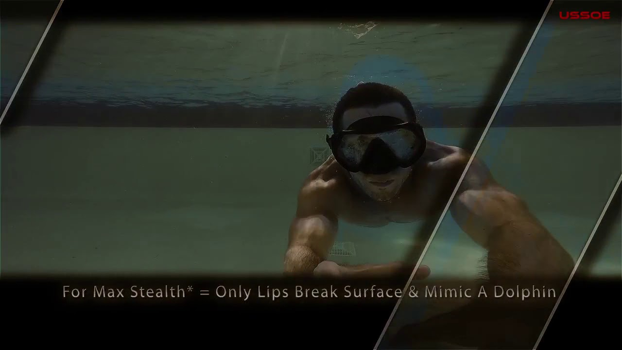 combat swimmer stroke tutorial
