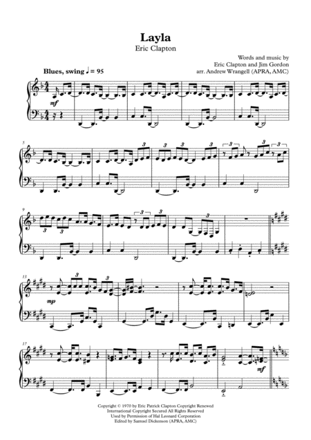 layla piano exit tutorial