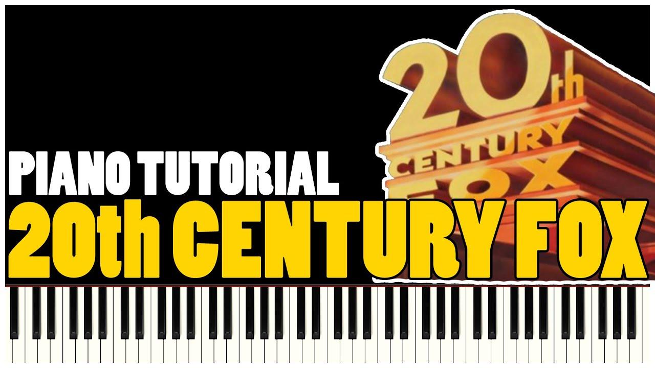 20th century fox tutorial