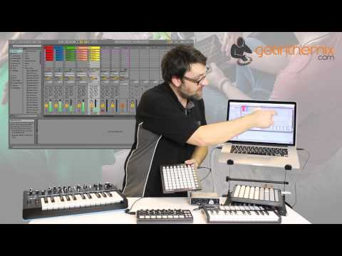 ableton live 9 lite tutorial launchpad