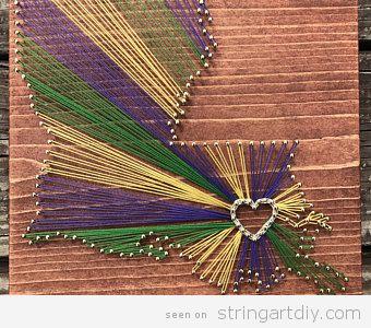 string art map tutorial
