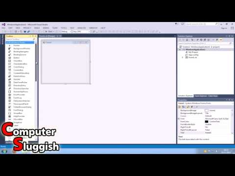 visual basic tutorial for beginners