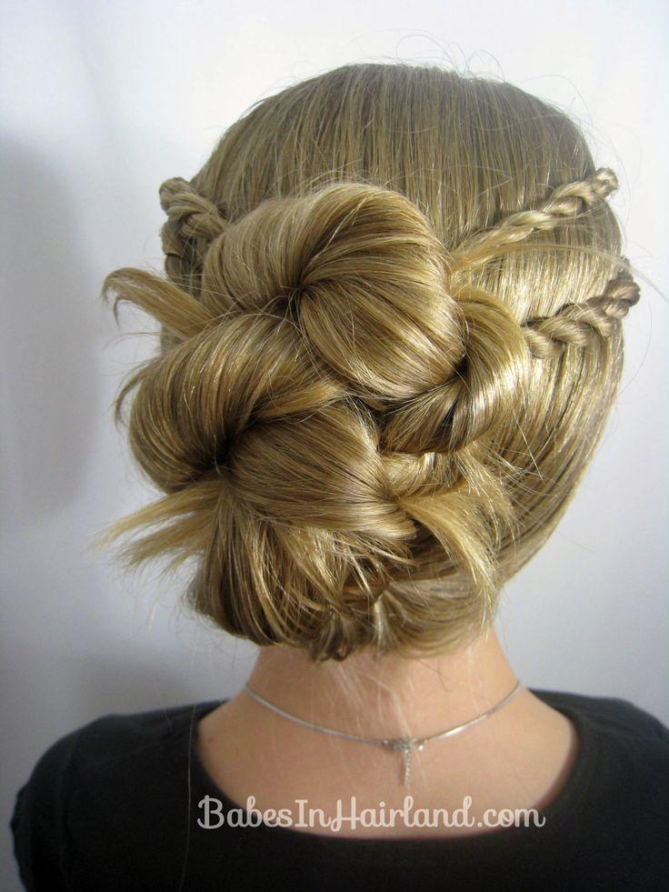 pinterest hair updo tutorial
