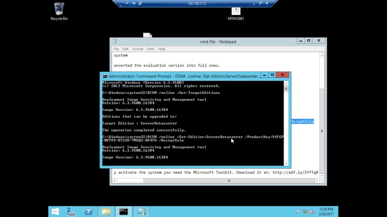windows server 2012 tutorial video free download