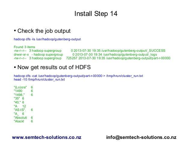 hadoop input format tutorial