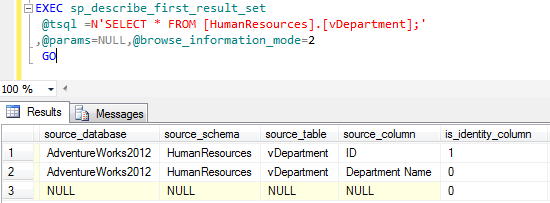 sql server 2012 stored procedure tutorial