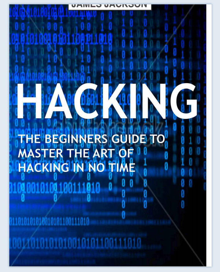 ethical hacking tutorial for beginners pdf