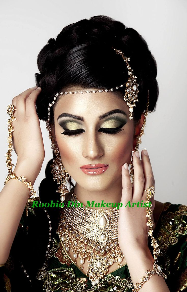 indian wedding makeup tutorial