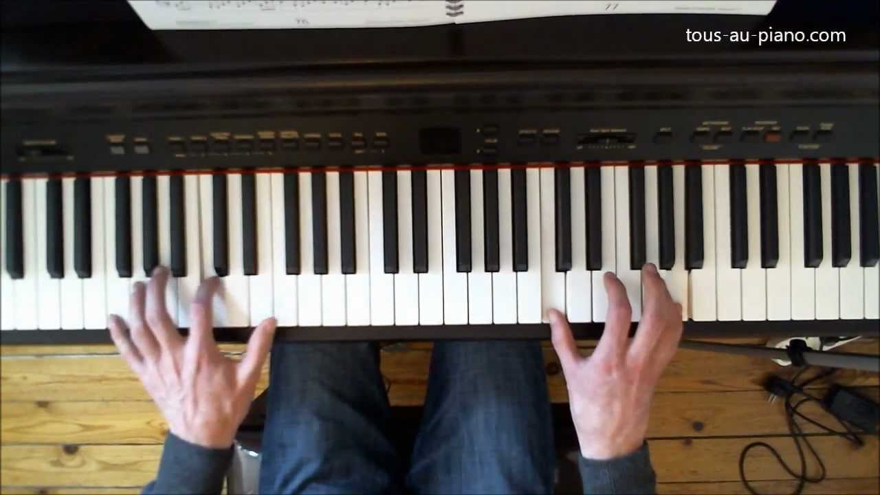hallelujah jeff buckley piano tutorial