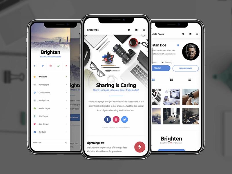 phonegap ui design tutorial