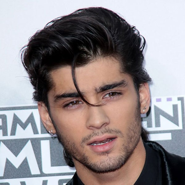zayn malik long hair tutorial