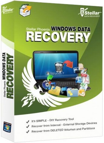 stellar phoenix data recovery tutorial