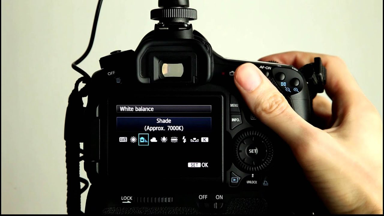 canon 60d video tutorial