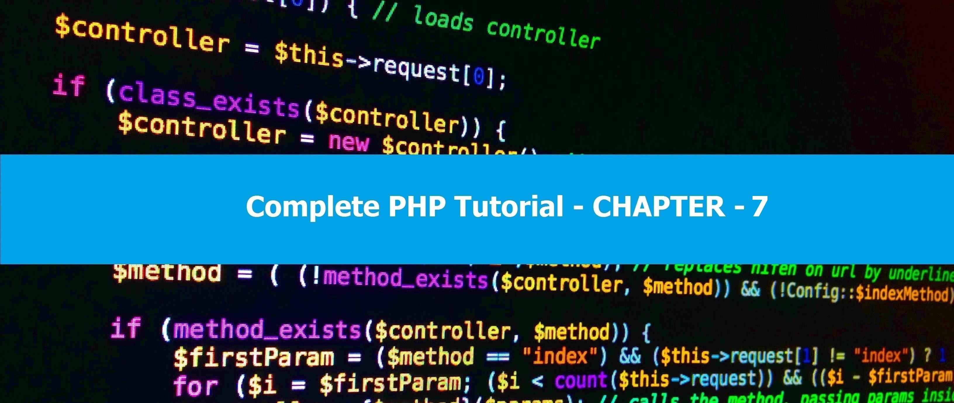 php5 tutorial w3schools pdf