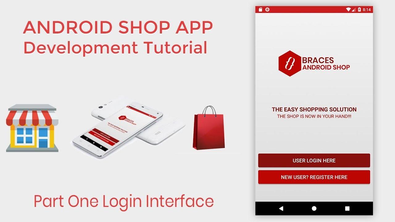 ecommerce web development tutorial