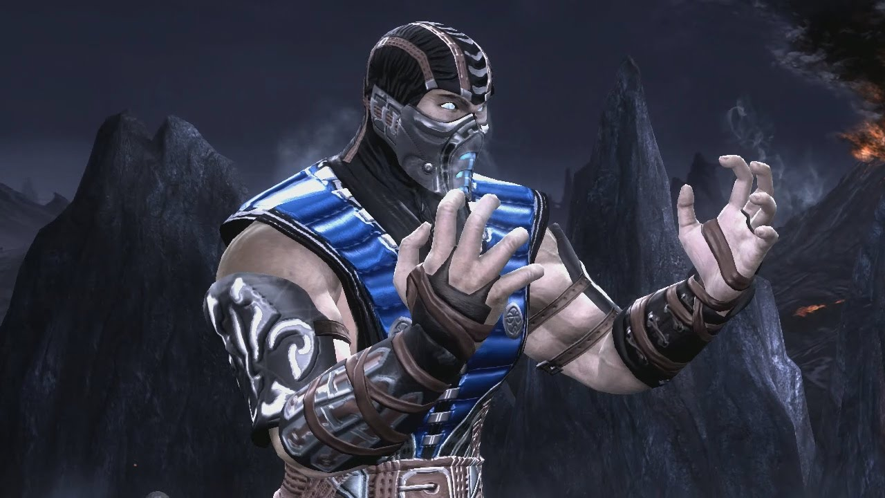 sub zero cosplay tutorial