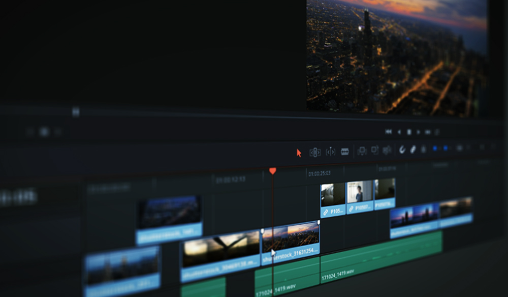 davinci resolve tutorial editing