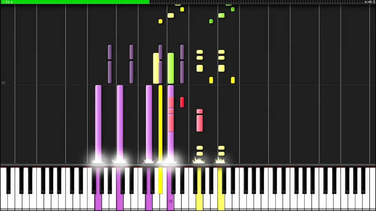 sweet dreams eurythmics piano tutorial