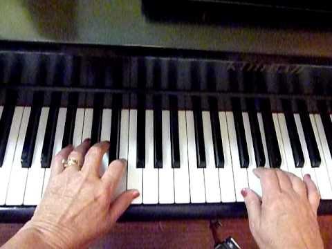 everybody knows piano tutorial